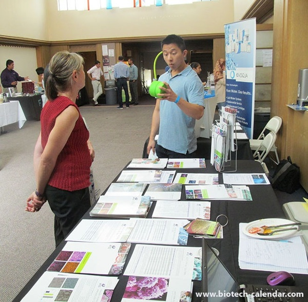 Science Tools Oregon Health and Science University BioResearch Product Faire™ event