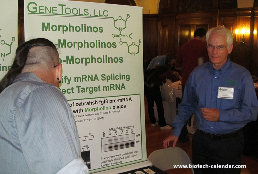 Molecular Biology State University, Corvallis BioResearch Product Faire™ Event