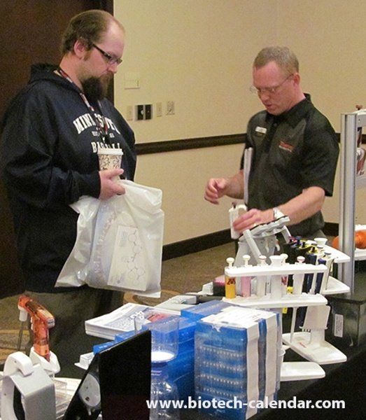 Lab Equipment Science News Shown at Rochester, Minnesota BioResearch Product Faire™ Event