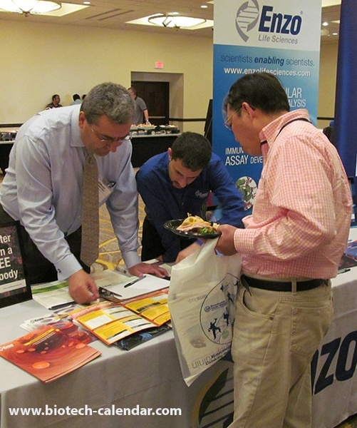 Enzo Life Sciences, Inc. Aids Scientist at Rochester, Minnesota BioResearch Product Faire™ Event
