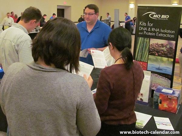 5 Star Recipient MO BIO Laboratories, Inc. at Rochester, Minnesota BioResearch Product Faire™ Event