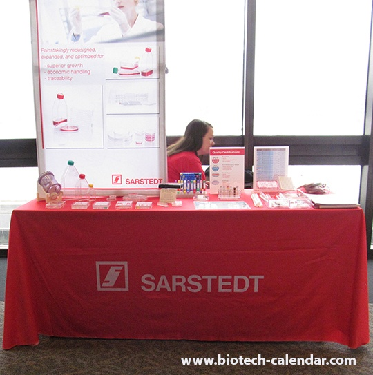 Sarstedt Inc. Has Science Tools Ready for Busy Rockefeller University Spring BioResearch Product Faire™ Event