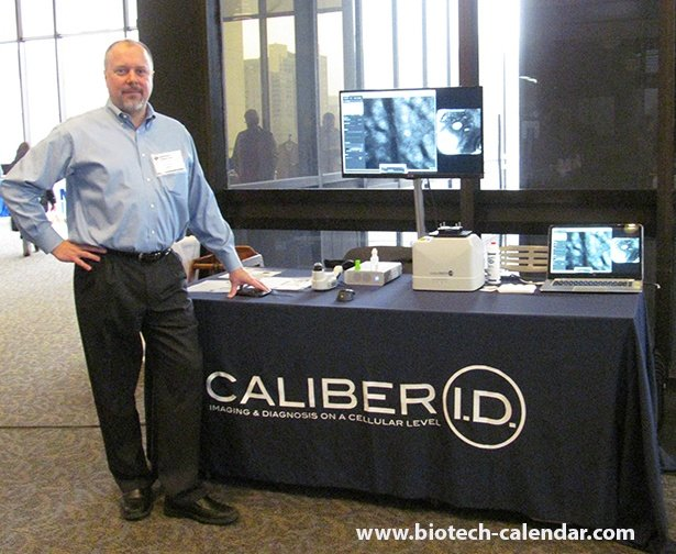 Cancer Research Lab Supplies from Caliber ID at Rockefeller University Spring BioResearch Product Faire™ Event
