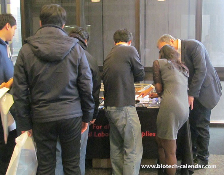 Scientific Process Reviewed with Caliber ID at Rockefeller University Spring BioResearch Product Faire™ Event