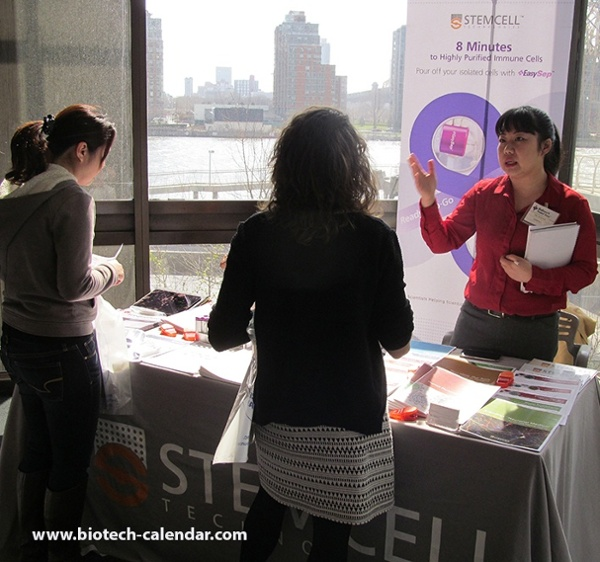 Science Lab Rockefeller University BioResearch Product Faire™ Event