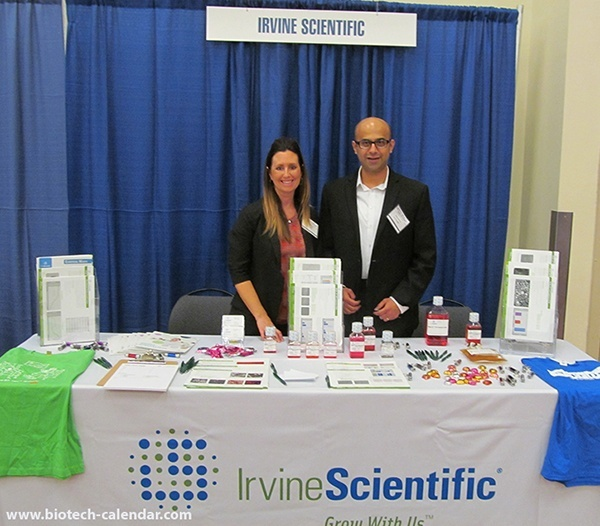 Irvine Scientific University of California, San Diego Biotechnology Vendor Showcase™ Event