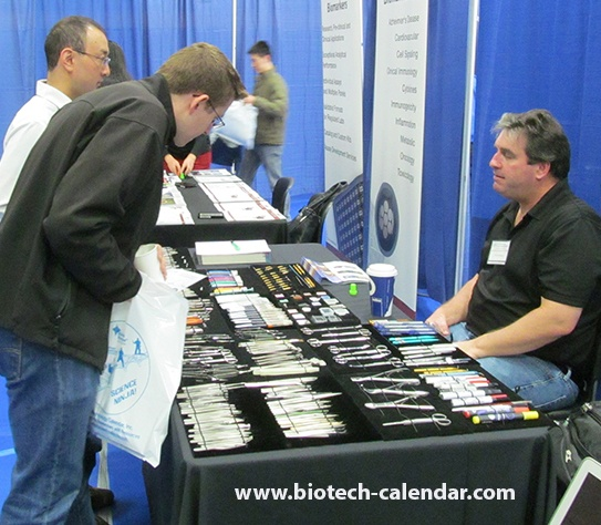 Scientist, Lab Equipment at University of California, San Francisco Biotechnology Vendor Showcase™ Event