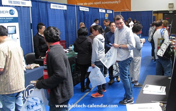 Fine Science Tools for the Lab at University of California, San Francisco Biotechnology Vendor Showcase™ Event
