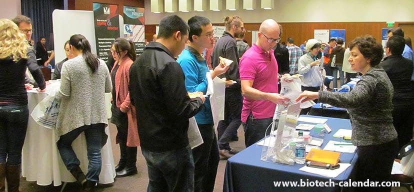 Lab Equipment University of California, San Francisco, Mission Bay Biotechnology Vendor Showcase™ Event