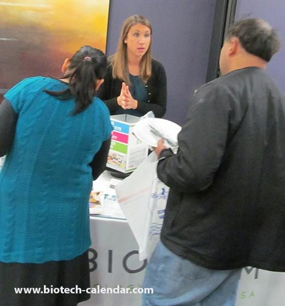 Science Question University of Arizona, Tuscon Biotechnology Vendor Showcase™ Event