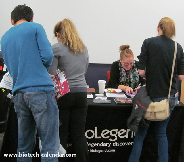 Event Marketing University of Arizona, Tuscon Biotechnology Vendor Showcase™ Event