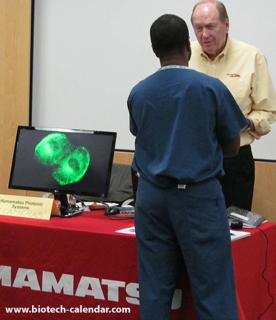 Science Current Events University of Arizona, Tuscon Biotechnology Vendor Showcase™ Event
