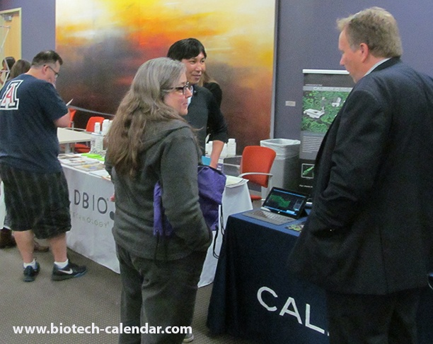 Lab Supplies University of Arizona, Tuscon Biotechnology Vendor Showcase™ Event