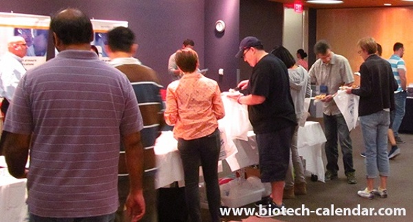 Vendor Central University of Arizona BioResearch Product Faire™ Event