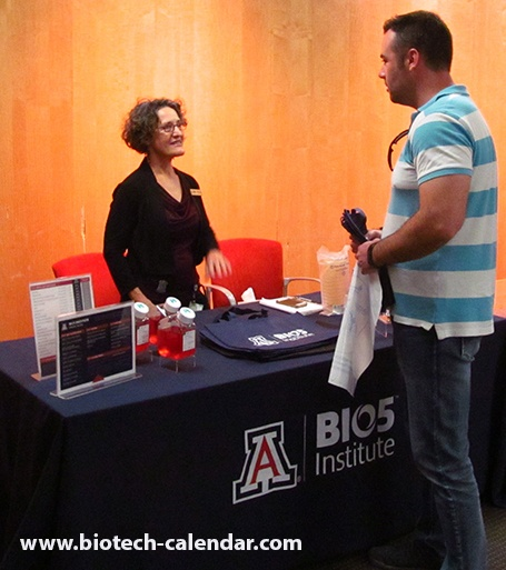 Science Current Events University of Arizona BioResearch Product Faire™ Event