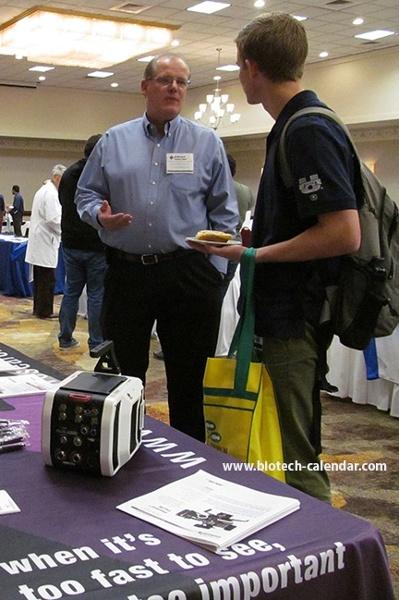 Lab Equipment University of Alabama, Birmingham BioResearch Product Faire™ Event