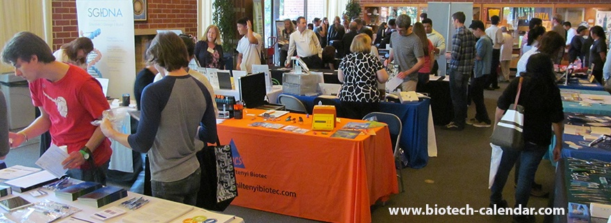 Vendor Central at University of California, Berkeley BioResearch Product Faire™ Event