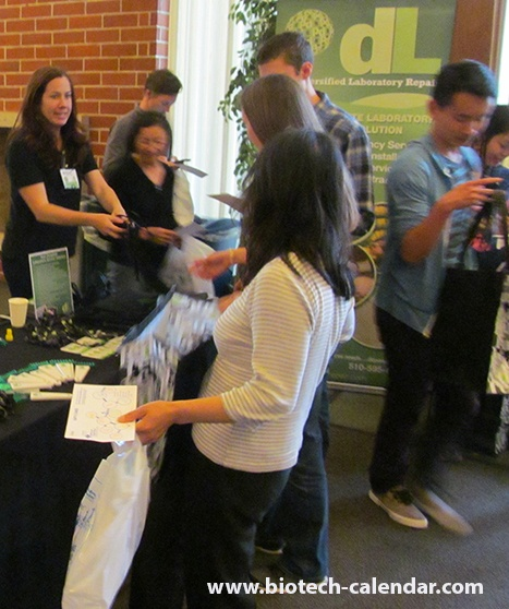 Science Fair at University of California, Berkeley BioResearch Product Faire™ Event