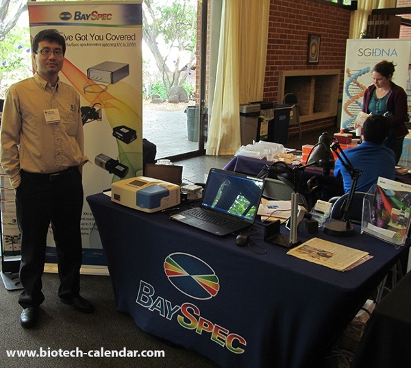 BaySpec, Inc. Laboratory Instruments at University of California, Berkeley BioResearch Product Faire™ Event
