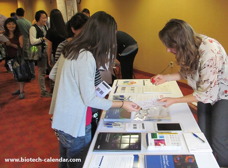 Life Sciences Research Assistant Attends University of California, Davis Medical Center BioResearch Product Faire™ Event