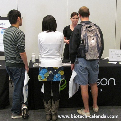 Caisson Laboratories Offers Molecular Biology Researchers Tools for the Lab Bench at University of California, Santa Barbara BioResearch Product Faire™ Event