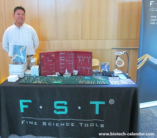 Fine Science Tools Ready for University of Colorado, Boulder BioResearch Product Faire™ Event