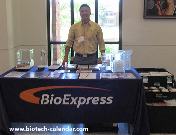 Laboratory Equipment at University of Colorado, Boulder BioResearch Product Faire™ Event
