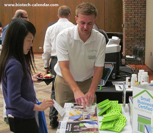 GoldBio Laboratory Equipment University of Illinois BioResearch Product Faire™ Event