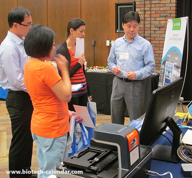 Life Science Products University of Illinois BioResearch Product Faire™ Event