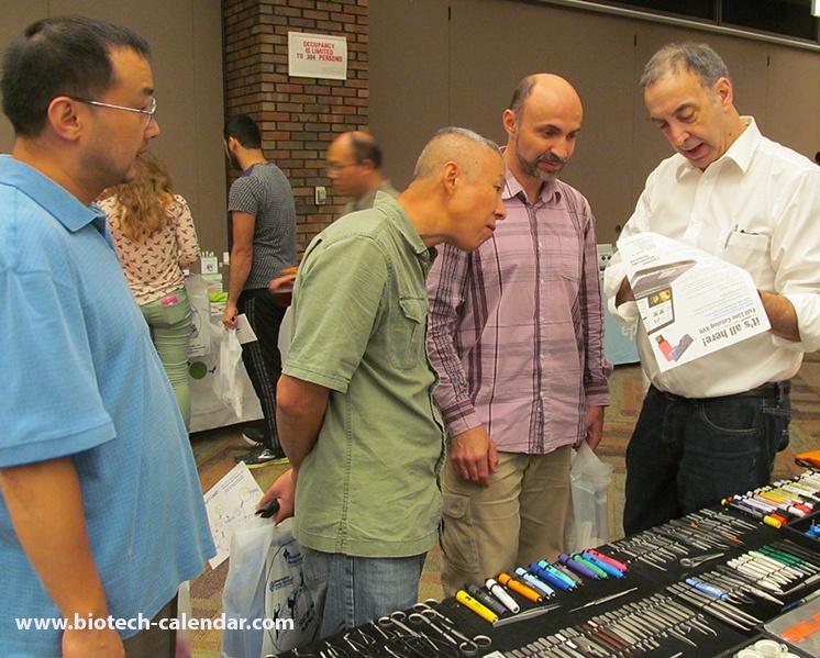Lab Equipment University of Illinois BioResearch Product Faire™ Event