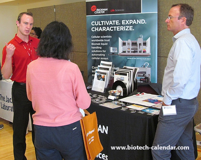Beckman Coulter Life Sciences at University of Maryland, Baltimore BioResearch Product Faire™ Event