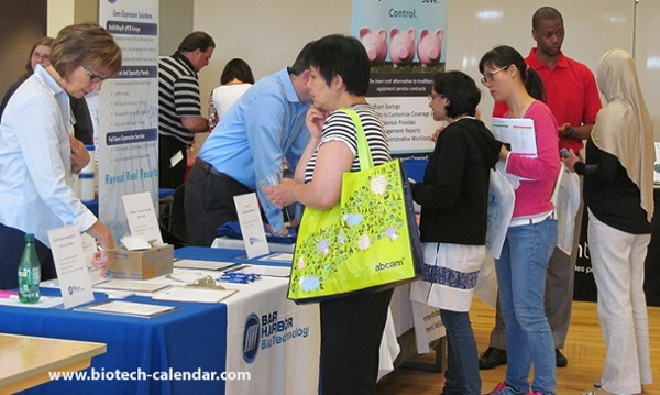 Laboratory Scientist Works with Bar Harbor BioTechnology, Inc. at University of Maryland, Baltimore BioResearch Product Faire™ Event