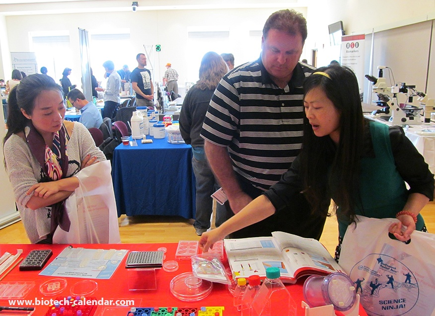 Sarstedt, Inc. Science Tools Displayed at University of Maryland, Baltimore BioResearch Product Faire™ Event