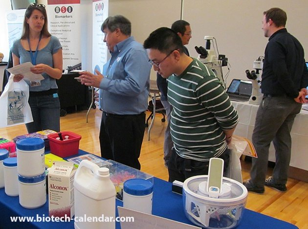 Science Lab Equipment at University of Maryland, Baltimore BioResearch Product Faire™ Event