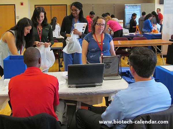 Current Events Shared at University of Maryland, Baltimore BioResearch Product Faire™ Event