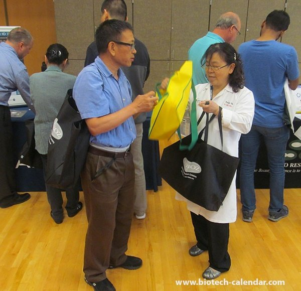 Vendors Scientists University of Maryland, Baltimore Bioresearch Product Faire™ Event