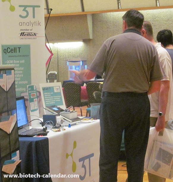 Lab Equipment at University of Massachusetts, Amherst BioResearch Product Faire™ Event