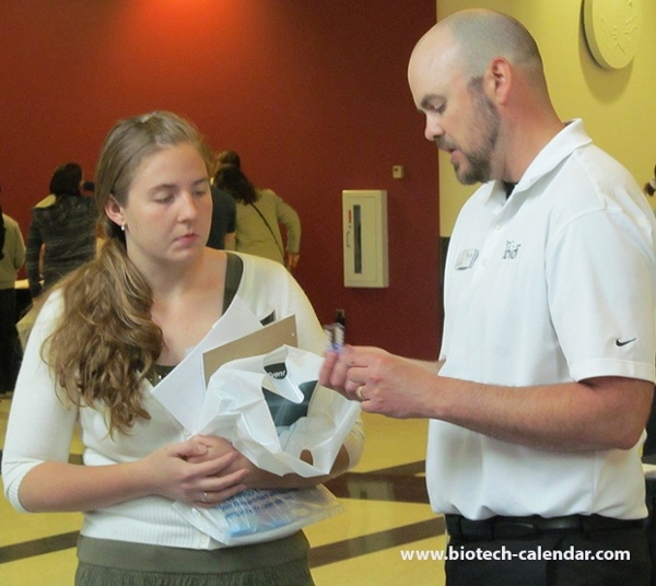 Science Tools Examined at University of Minnesota, Twin Cities BioResearch Product Faire™ Event