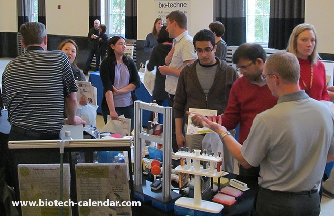 Lab Equipment and Science Tools Explored at University of Minnesota, Twin Cities BioResearch Product Faire™ Event