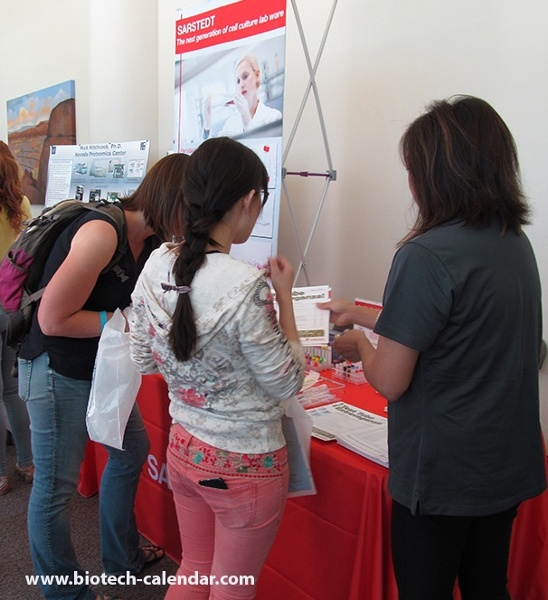 Sarstedt Helps Life Science Researchers at University of Nevada, Reno BioResearch Product Faire™ Event