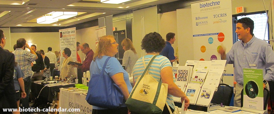 Vendor Central at University of Pittsburgh BioResearch Product Faire™ Event