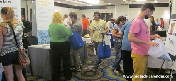 Market Research in Action at University of Pittsburgh BioResearch Product Faire™ Event