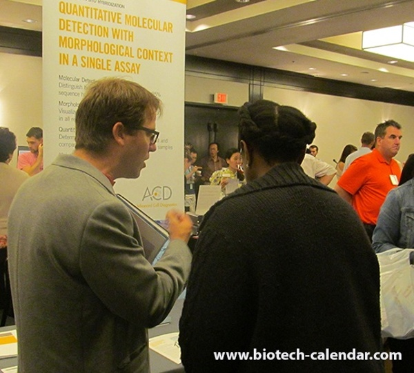 Molecular Biology Science Questions at University of Pittsburgh BioResearch Product Faire™ Event