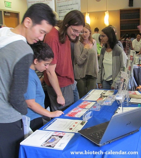 Science News University of Southern California BioResearch Product Faire™ Event