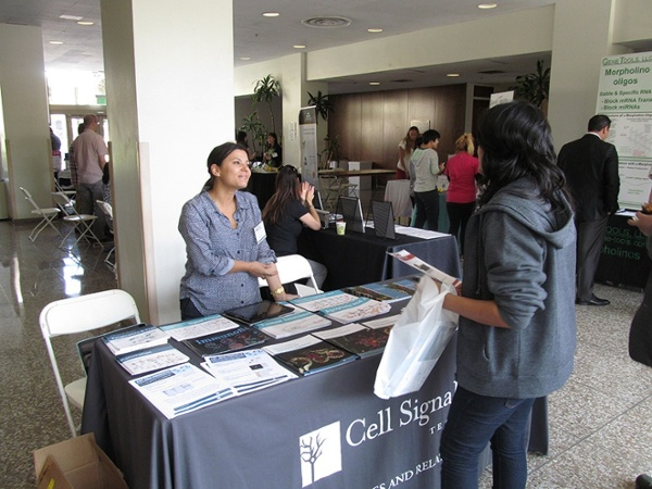 Cell Signaling Technology, Inc. at University of Southern California Health Sciences BioResearch Product Faire™ Event