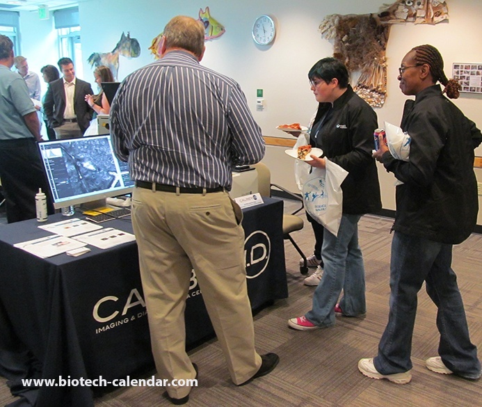 Cancer research moving forward with lab equipment from Caliber ID at University of Wisconsin BioResearch Product Faire™ event