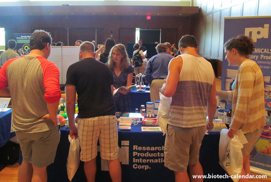 Research products and new life science University of Wisconsin Research Park BioResearch Product Faire™ Event