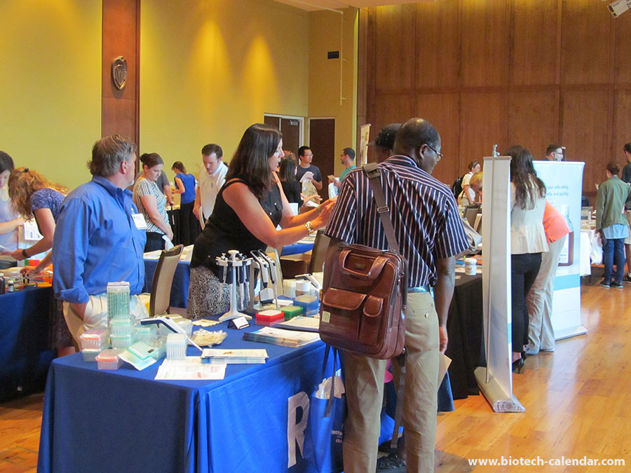 market research in action at bci University of Wisconsin Research Park BioResearch Product Faire™ Event